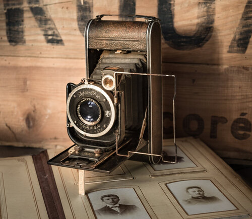 CAMERAS: Making photographs and printing them.